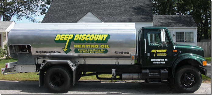 Deep Discount Oil